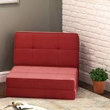 fulton sofa bed. Beautiful Fulton Desso Futon Sofa Cum Bed Rust Red One Seater Configuration By Urban  Ladder To Fulton E