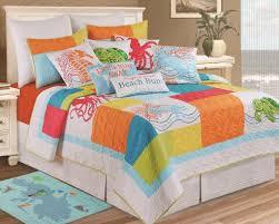 Nautical Beach Themed Bedding Sets Wall Inspirations Q
