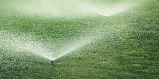 Image result for leave the lawn sprinkler installation to a professional