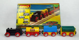 and susned s successes of the sh sets in the us and the brio sets in europe probably ensured future wooden train set patibility world wide