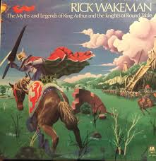 rick wakeman the myths and legends of king arthur and the knights of the round table vinyl al lp discogs