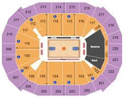 Chaifetz Arena At Saint Louis University Seating Chart Chaifetz Seating Chart Billikens Com Main Board
