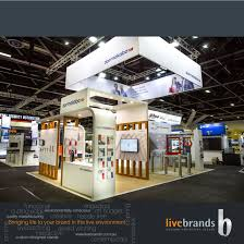 Design Gallery Live Exhibition And Showroom Stands Live Brands