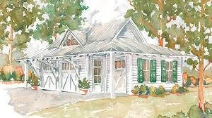 southern living house plans new tideland haven