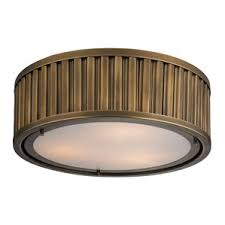 fangio lighting heater cube. linden 3-light flush mount fangio lighting heater cube