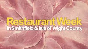 Visit Smithfield VA - Restaurant Week in Smithfield & Isle of wight County,  VA | Facebook