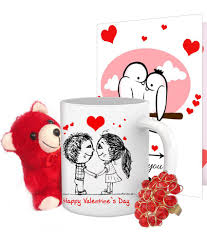 tiedribbons gift for wife for valentine gift for friend valentine day bo at best in india snapdeal