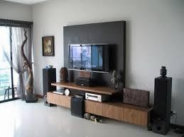 Home Design  Furniture Remarkable Black Living Room Wall Unit Tv - Tv cabinet for living room