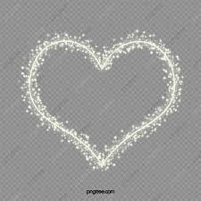 ハート型 七夕の素材 バレンタイン素材 飾り素材画像とpsd素材ファイルの