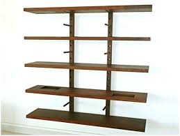 target bookshelf interior wall shelf unit with drawers wooden designs mount turntable target wall mounted target