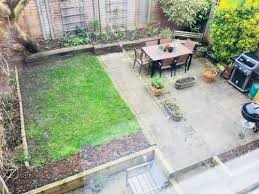 square patio designs. Any Ideas Will Be Most Appreciated - Also Plant Suggestions For The New Borders Would Appreciate Too! Many Thanks Nick Square Patio Designs