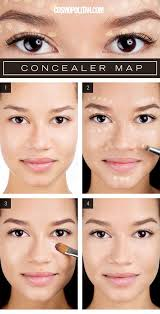 makeup tips that make wrinkles vanish how to apply concealer perfectly make up and