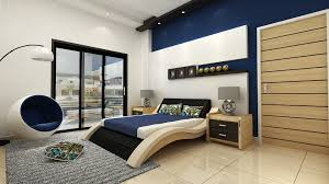 creative bedroom design. Creative Custom Master Bedroom Design With Navy Blue And White Decor Ideas