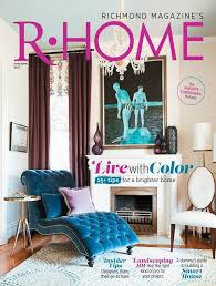 Interior Design Mag Inspiration RHome Magazine's MayJune 48 Issue Marissa Hermanson
