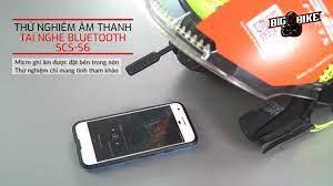 Shop bảo hộ Bigbike.vn - Lắp đặt, test loa, kết nối 2 smartphone cùng lúc  cho tai nghe SCS S-6