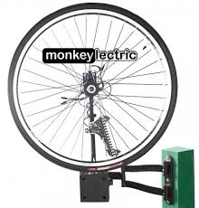 Bicycle Wheel Display Stand SM100 Wheel Display Stand Monkey Light Bike Lights 16
