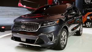 2019 Kia Sorento - 2017 Los Angeles Auto Show - YouTube