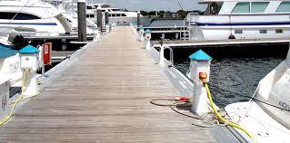 powerport marina hypower marinas pedestals