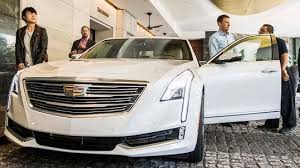 2018 cadillac that drives itself. delighful 2018 cadillac rolls out selfdriving car on the freeway ct6 with super cruise with 2018 cadillac that drives itself e