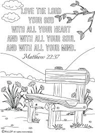 Bible Color Pages For Preschoolers Christian Coloring Pages For