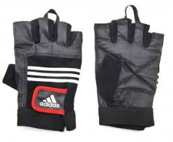 Перчатки для фитнеса <b>Leather</b> Lifting <b>Gloves Adidas</b> в Щелково ...
