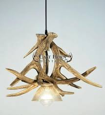 large antler chandelier the whitetail deer 3 large antler pendant is the perfect combination of the