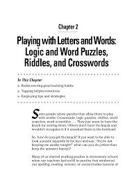 Brain games for dummies (2008)