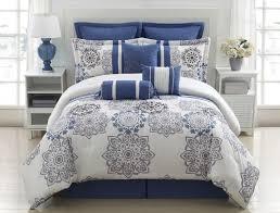 blue bed sets dressing your little punk lostcoastshuttle bedding set intended for royal blue comforter set