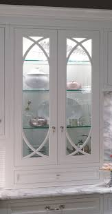 Glass Front Kitchen Cabinets Best 25 Glass Cabinet Doors Ideas On Pinterest Glass Kitchen