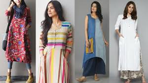 Latest Pocket Kurti Design 5 Kurti Designs To Flaunt In Summer 2018 Attire Hq