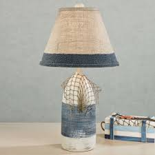 coastal decor lighting. Image Of: DIY Coastal Table Lamps Decor Lighting
