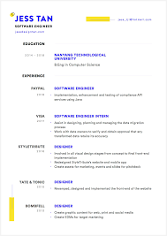 Fonts To Use For Resumes 6 Amazing Fonts For Your Next Resume Bestfolios Com Medium