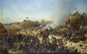 Second Schleswig War - Wikipedia
