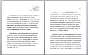 apa essay format apa heading format for essay org view larger apa short essay format sample