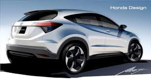 2018 honda models. brilliant models 2018 honda hrv rear throughout honda models
