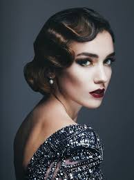 1920s make up dark eyeshadow ain t no party like a roaring 20s party 80 great gatsby outfits that are the bee s knees