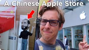 China Inside Apple Fake Youtube Store In A qTUFxw0