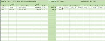small business bookkeeping template free excel bookkeeping templates