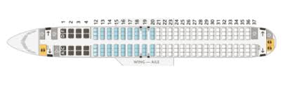 Air Canada Plane Seating Chart Air Canada 737 Max 8 Seatmaps Revealed One Mile At A Time