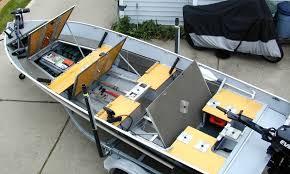 boat under floor storage