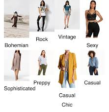 Types Of Design In Fashion Discover Your Style With These 8 Fashion Style Types Types