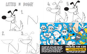 1200x743 our drawing for kids with letters book is free on kindle until