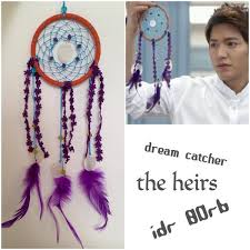 The Heirs Dream Catcher Panda Syen Shop on Twitter Dream catcher the heirs only idr 19