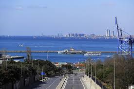 İstanbul Boğazı renk değiştirdi