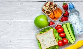 Healthy snack ideas for kids' back to school packed lunches | HELLO!