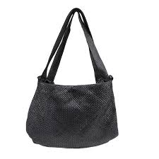 braided leather handbag passa allo zoom hover to zoom