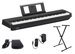 yamaha digital piano. yamaha p45 digital piano d