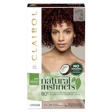 Clairol Hair Dye Color Chart Clairol Relaunches Natural Instincts Hair Dye Line With