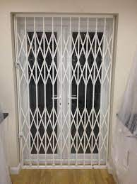 french patio doors more secure