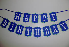 happy birthday customized banners blue and green happy birthday banner boy birthday boy party